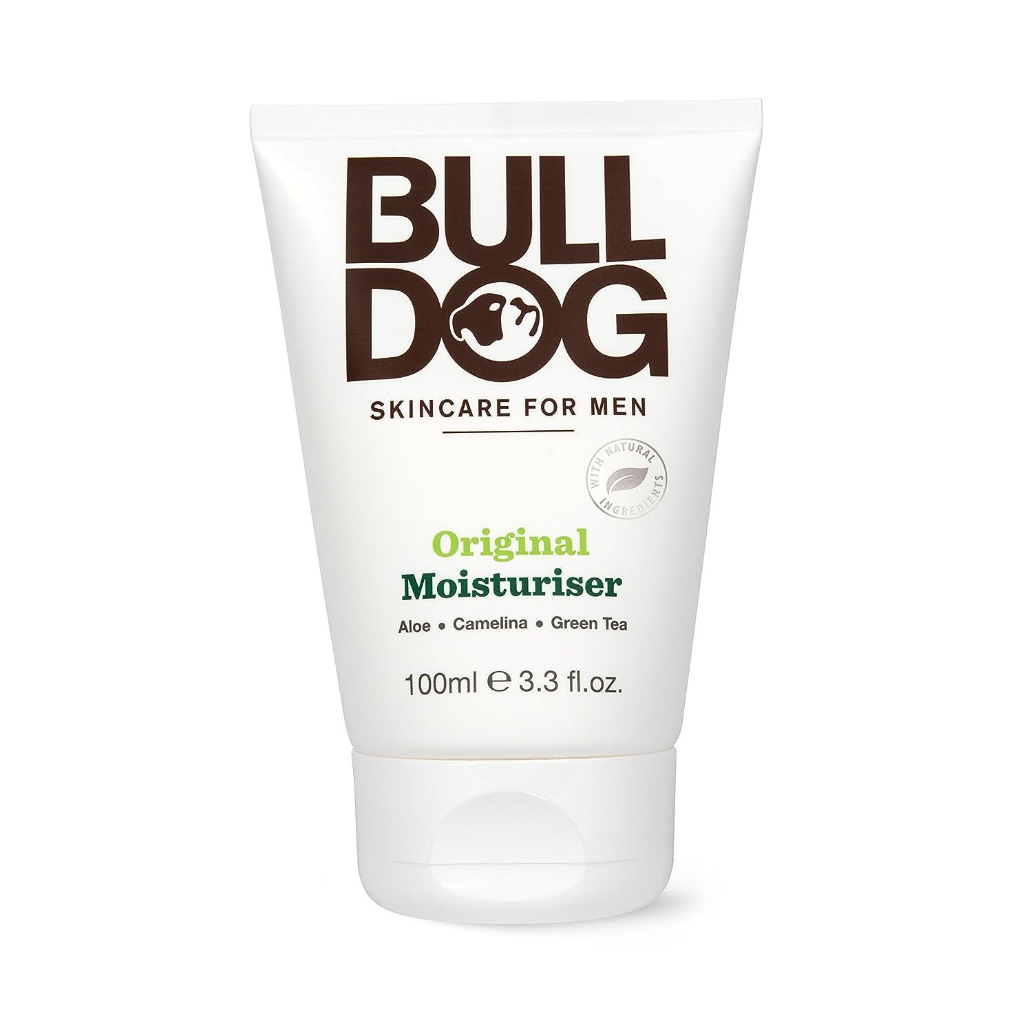 悲しむ広々裁定ブルドッグ Bulldog オリジナル モイスチャライザー(保湿クリーム) 100mL