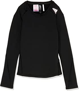 adidas Girls' Ask SPR Ls W Tee