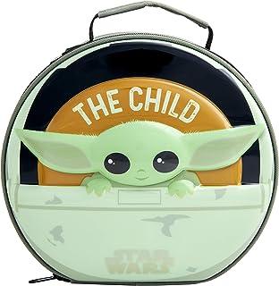 Star Wars Isolerad lunchväska – officiell produkt av Polar Gear, 600D polyester, svart och grå, en storlek