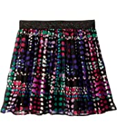 Kate Spade New York Kids - Dotty Plaid Skirt (Big Kids)