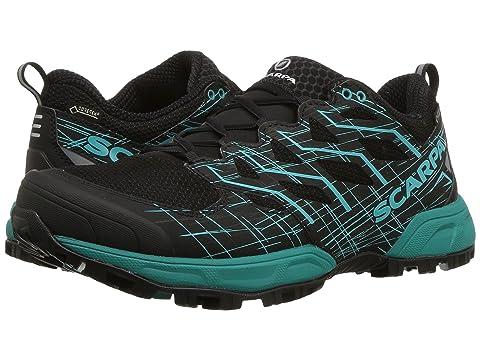 Scarpa NEUTRON 2 GTX - Trail running shoes - black/ceramic enKiNlh6M