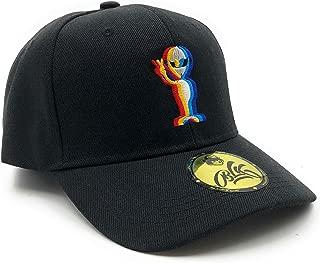 B L K Label - Blurred Vision Alien Dad Hat (Black)