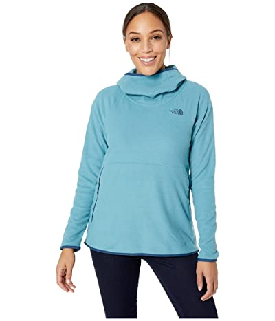 The North Face Glacier Alpine Pullover (Storm Blue Heather) Women