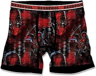 Deadpool Mens Sublimated Boxer Briefs