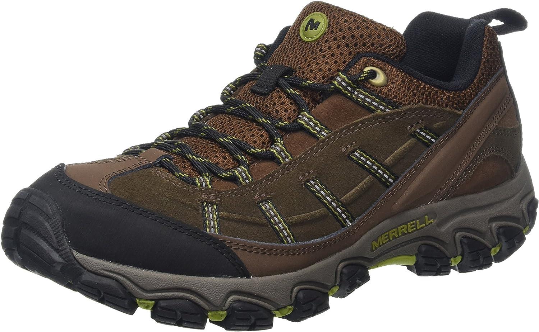 (11 UK, Black (Slate Black))  Merrell Men's Terramorph Low Rise Hiking Boots