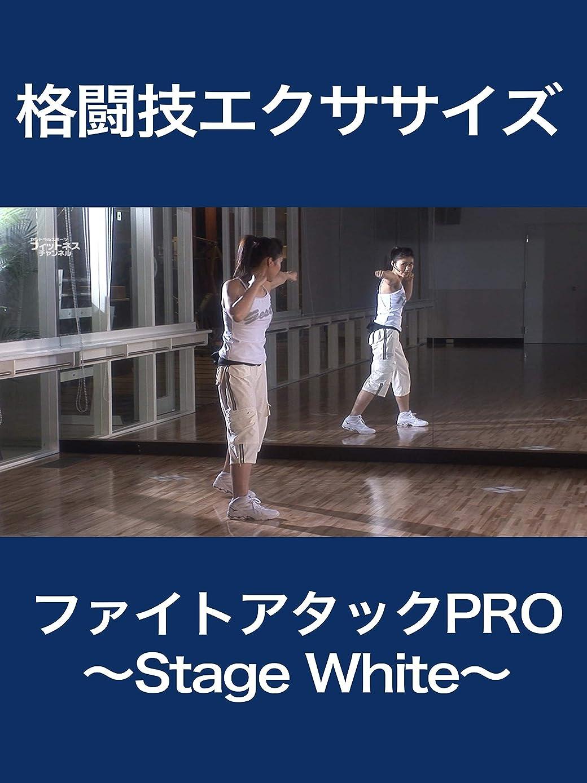 反発するマーティンルーサーキングジュニア腹痛ファイトアタックPRO~Stage White~