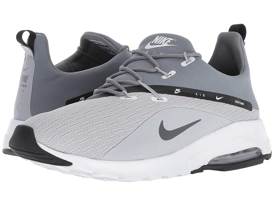 Nike Air Max Motion Racer 2 (Wolf Grey/Dark Grey/Cool Grey/Black) Men