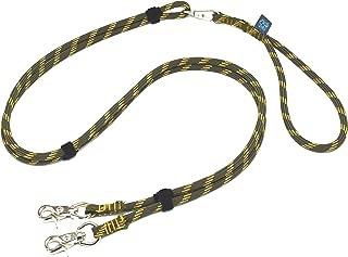 ドッグ・ギア ザイルリードタイプW ロープ径8mm 全長180cm オリーブ 「大切な愛犬を迷子犬にしないためのリードです」