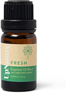 Fresh Citrus Essential Oil - 100% Pure Orange Oil & Lemon Oil Citrus Blend with Mandarin and Bergamot Essential Oil For Clean, Revitalizing Bliss - Diffuser or Topical Use - Stay Motivated & Refreshed