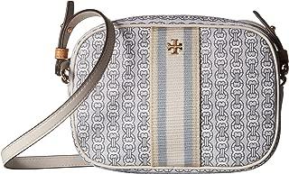 Women's Ivory Gemini Link Canvas Crossbody Camera Bag