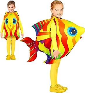 WIDMANN 00045 - Disfraz infantil de pez tropical, unisex,