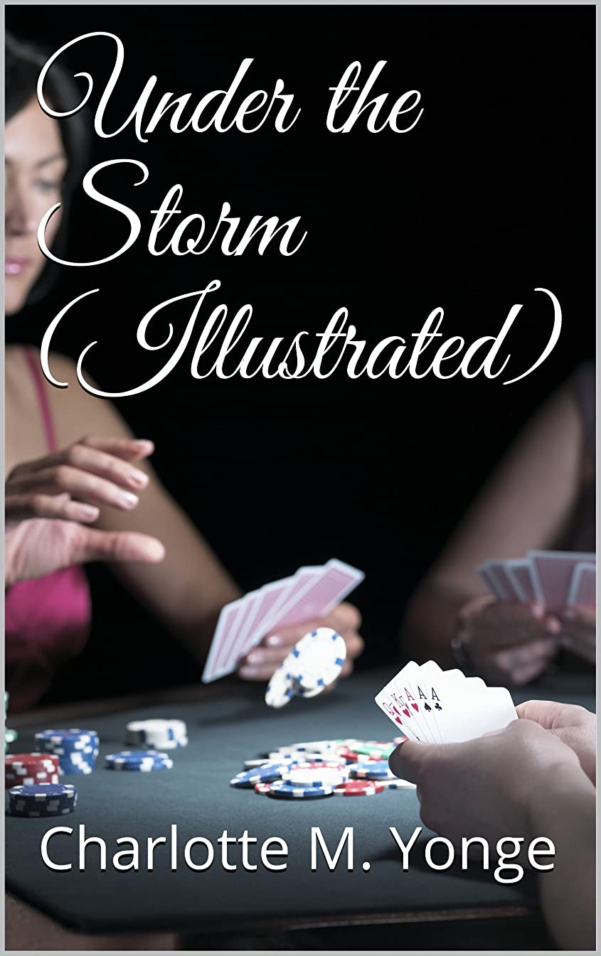 拮抗するまもなく参照するUnder the Storm (Illustrated) (English Edition)