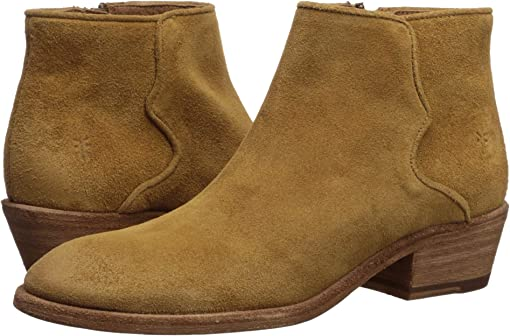 Brandy Oiled Suede