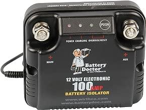 WirthCo 20090 Battery Doctor 75 Amp/100 Amp Battery Isolator