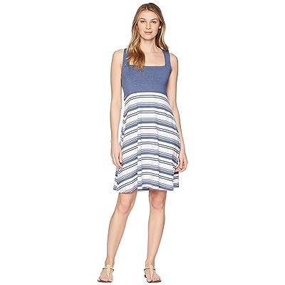 FIG Clothing Ryo Dress (Alcove Stripe) Women
