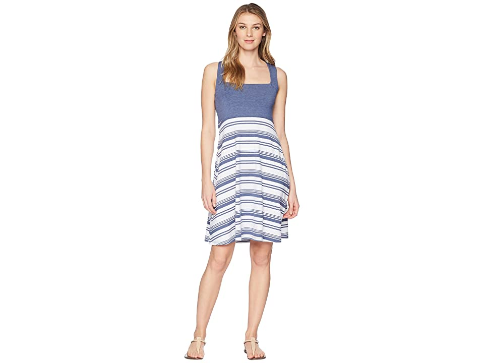 FIG Clothing Ryo Dress (Alcove Stripe) Women