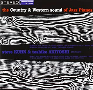 Country & Western Sound of Jazz Pianos