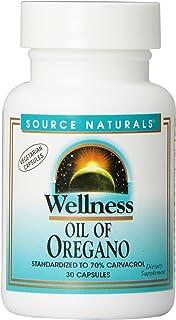 Wellness Oil of Oregano 45 mg 30 Capsule (Pack of 2)