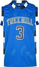 MOLPE Scott #3 Tree Hill Ravens Basketball Jersey S-XXXL Blue