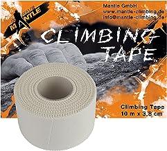 Yuzet 6 rolls White Zinc Oxide Rock Climbing Finger Protection tape ZO