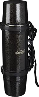 Coleman Stainless Steel Vacuum Bottle, 34-Ounce, Hammered Tone Finish