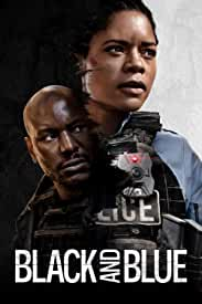 BLACK AND BLUE arrives on Digital Dec. 31 and on Blu-ray and DVD Jan. 21 from Sony Pictures