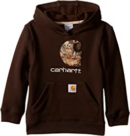 Carhartt Kids - Big Camo C Sweatshirt (Toddler/Little Kids)
