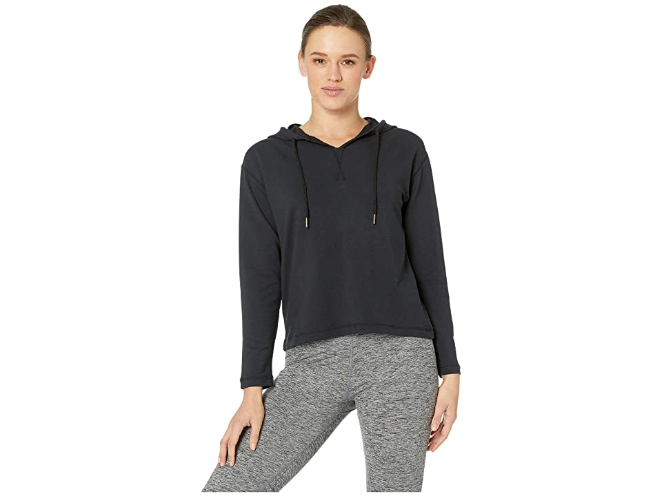 manduka Resolution Hoodie (Black) Women