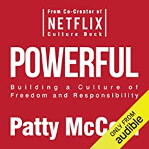 patty mccord netflix