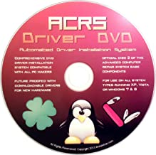 HP Pavilion dv6 Entertainment Notebook PC series Driver Recovery and Drivers Installation DVD Disk for Windows only by The Spare People