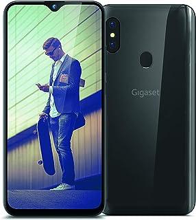 Gigaset GS290 Allrounder Smartphone (16 cm (6,3 tum) V-Notch Display, 4 GB RAM, 64 GB minne, Android 9.0 Pie, utan avtal m...