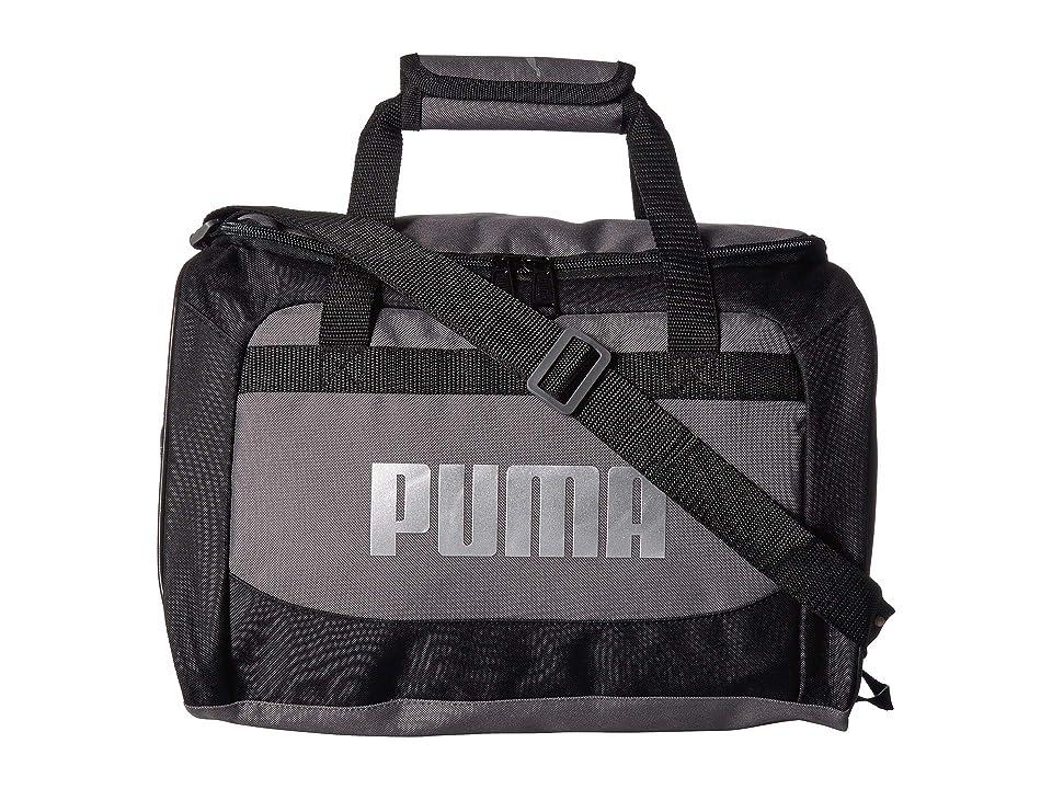 PUMA Evercat The Field Trip Duffel (Black/Grey) Duffel Bags