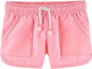 pink flamingo shorts