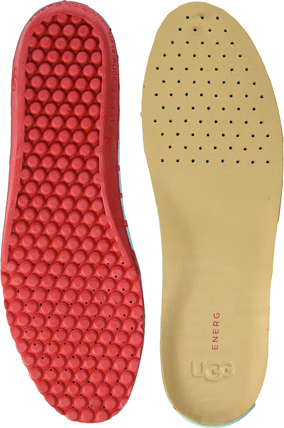UGG mens Premium Leather Insoles M Natural 11 Insole Chicago Mall US At the price