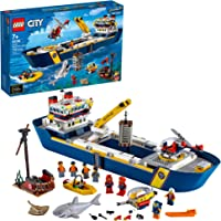 LEGO City Oceans: Ocean Exploration Ship