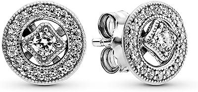 Pandora Orecchini a perno Donna argento - 290721CZ