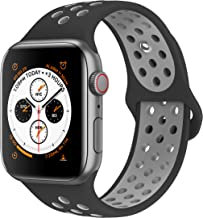 AdMaster Bands Compatible with Apple Watch 38mm 40mm 42mm...