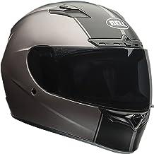 BELL Qualifier DLX Full-Face Helmet Matte Titanium/Black Rally Extra Small