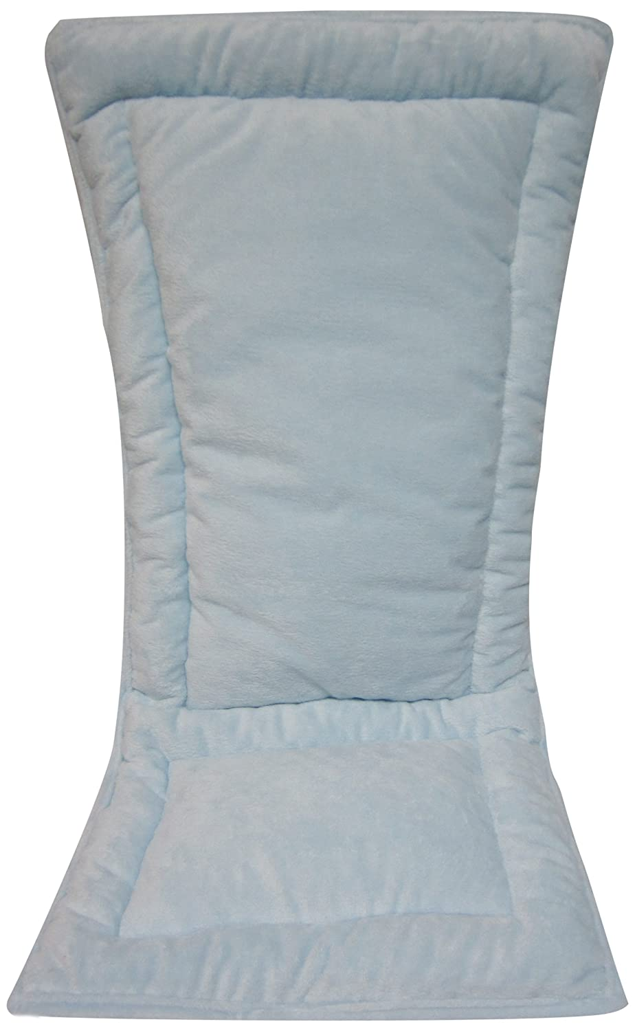 Baby Doll Bedding High Chair Cover, Blue