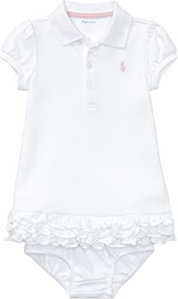 Interlock Cupcake Dress (Infant)