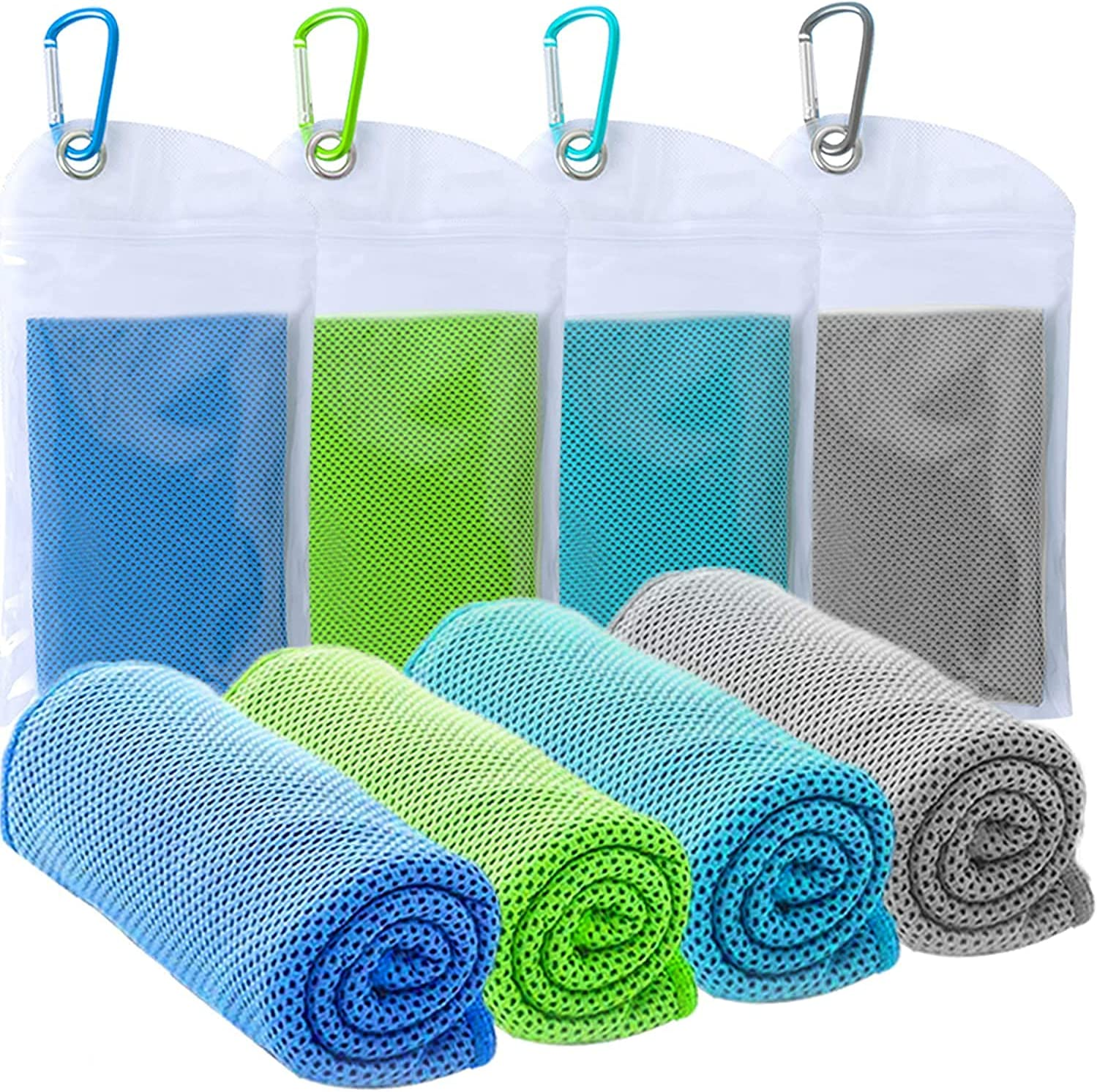 Instant Cooling Towel 40
