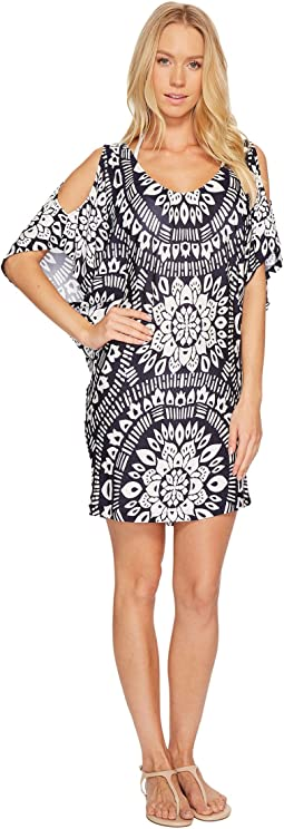 Trina Turk Indochine Tunic Cover-Up