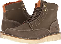 Westmore Leather Fabric Boot