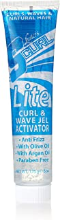 Luster's Lusters S-curl Wave Jel & Activator Lite 6oz, 6 Oz