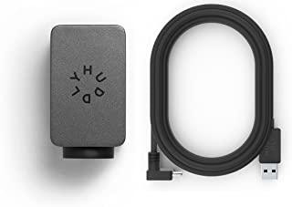 Huddly GO Video Conferencing Camera Room Kit - High-end Quality, Wide-Angle Lens, USB Plug and Play (incl. 6.5 ft / 2 m Cable)
