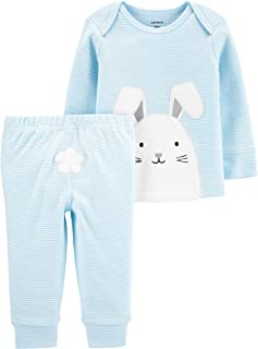 Carter's Baby Boys' 0M-24M 2 Piece Easter Top and Pants Set