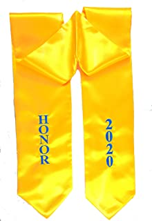 Tassel Depot Men's Graduation Stole