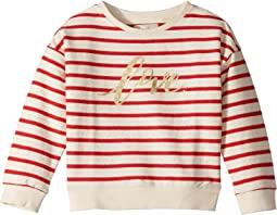 Love Sweatshirt (Toddler/Little Kids/Big Kids)