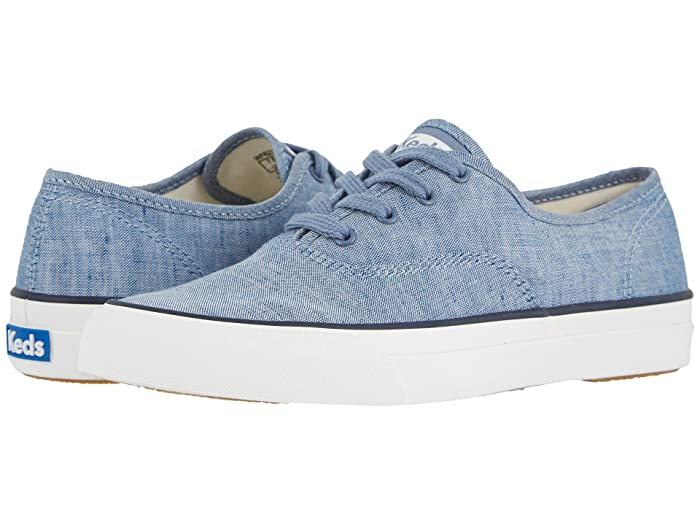 Keds  Surfer Chambray (Blue Degrade) Womens Shoes