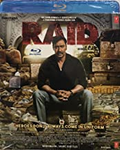 RAID (Brand New Single Disc Blu-Ray, Hindi Language, With English Subtitles, Released By T-Series)